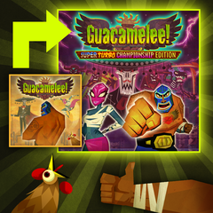 Guacamelee! Super Turbo Championship Edition - Upgrade 'PS4™'