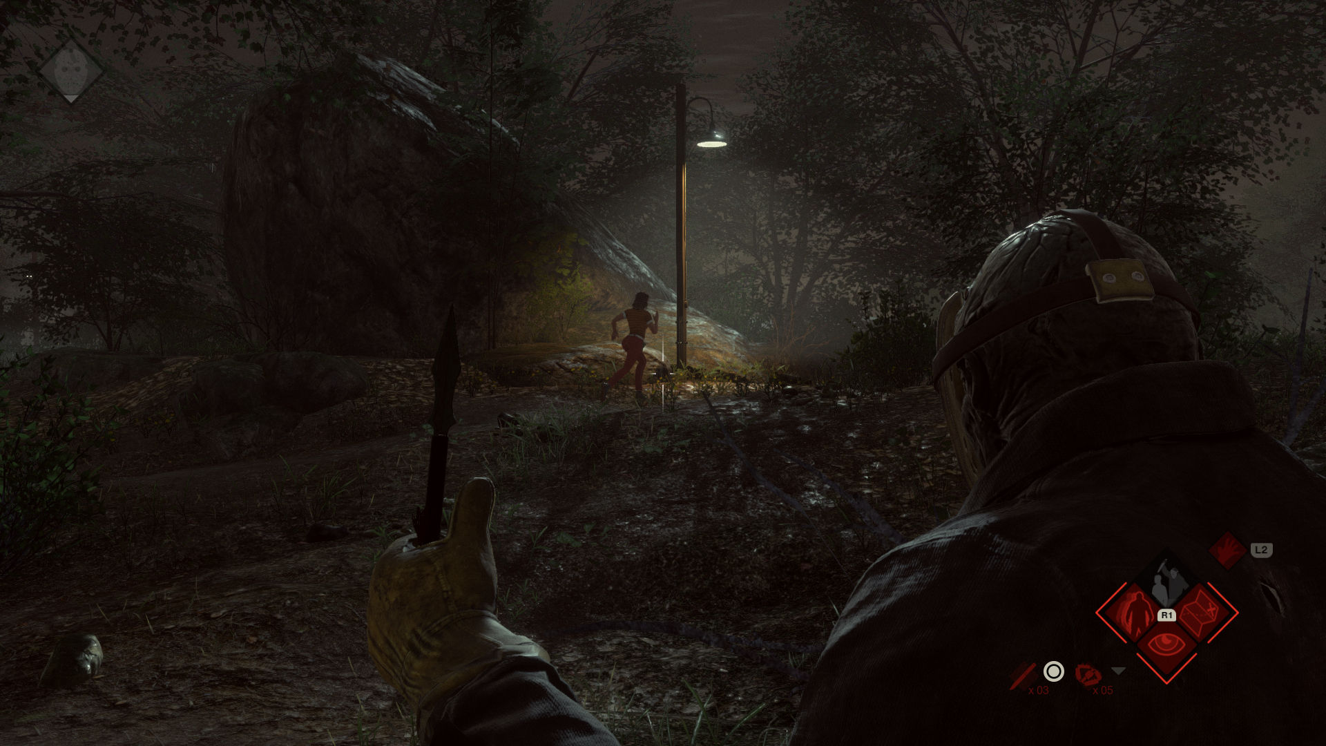 Скриншот №5 к Friday the 13th The Game