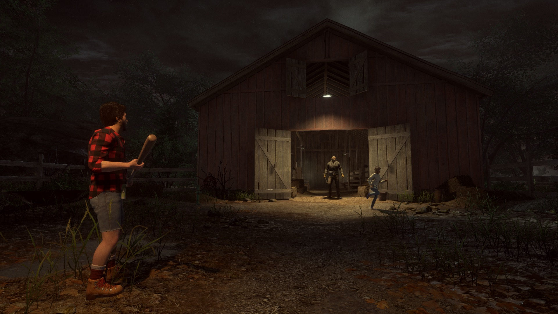 Скриншот №2 к Friday the 13th The Game