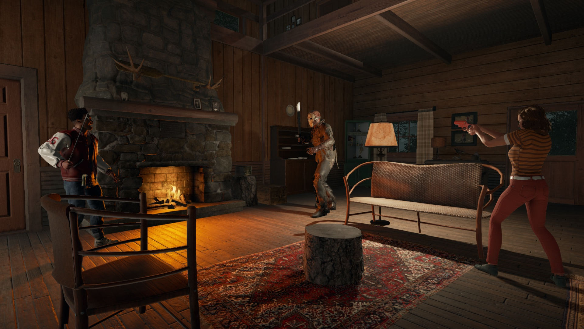 Скриншот №1 к Friday the 13th The Game