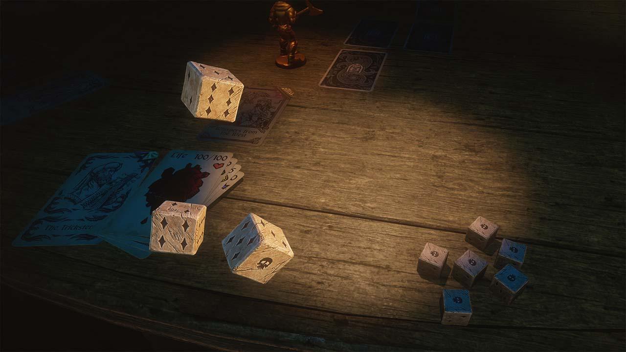 Hand of Fate 2 скриншот 1