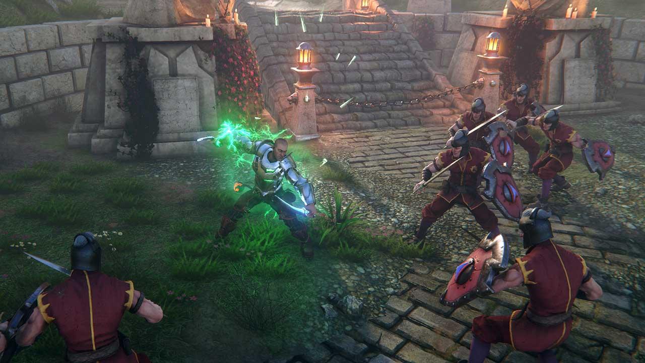 Hand of Fate 2 скриншот 4
