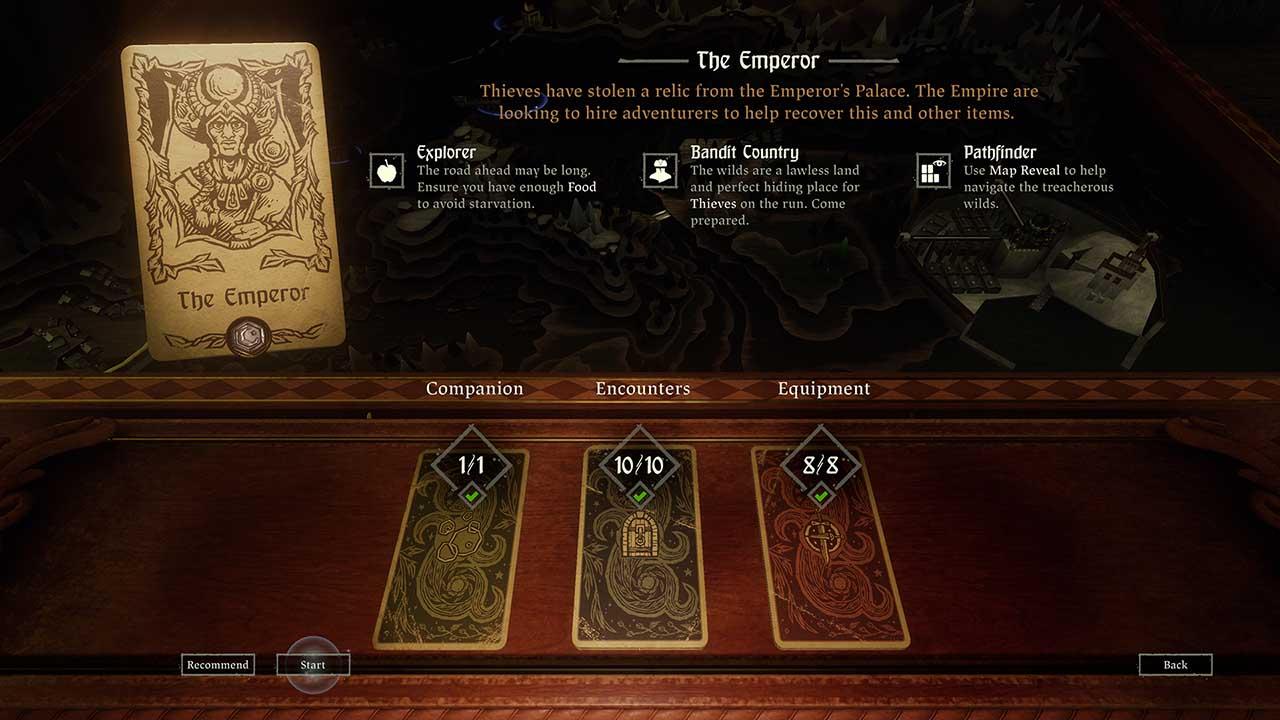 Hand of Fate 2 скриншот 3