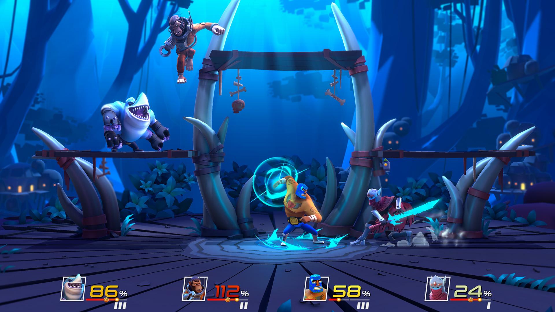 Brawlout Deluxe Edition скриншот 9