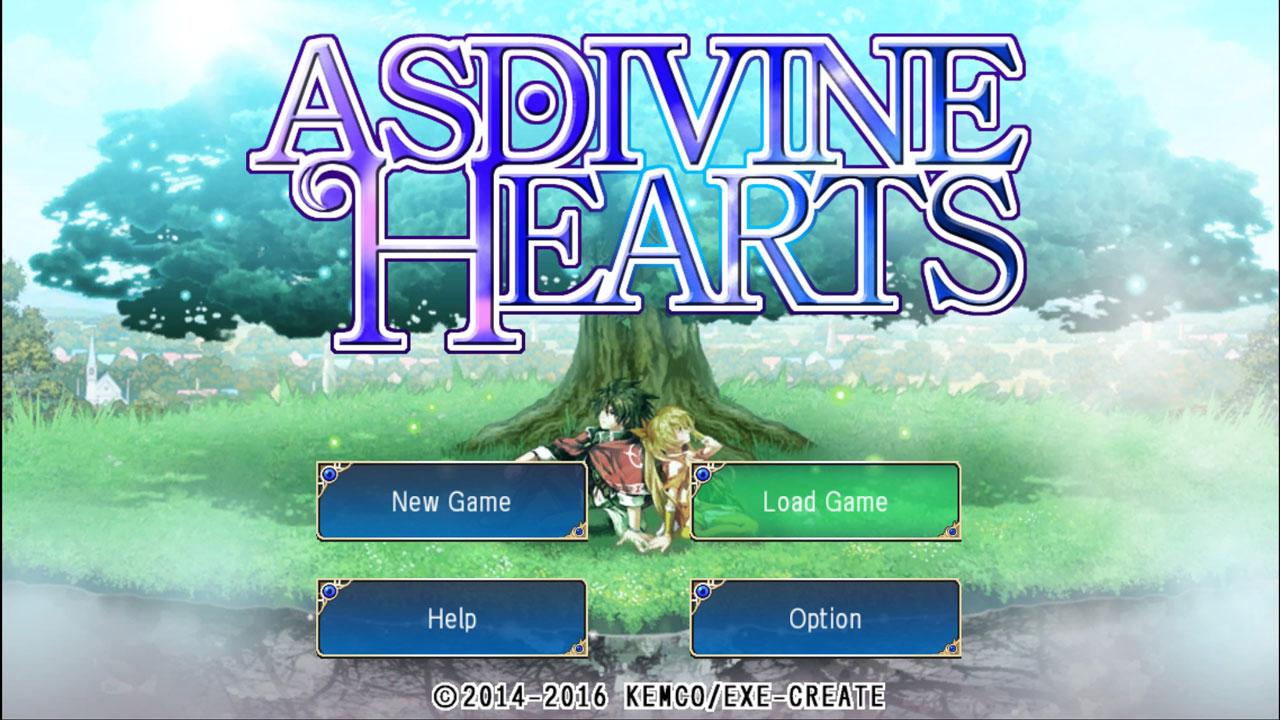 Asdivine Hearts скриншот 6