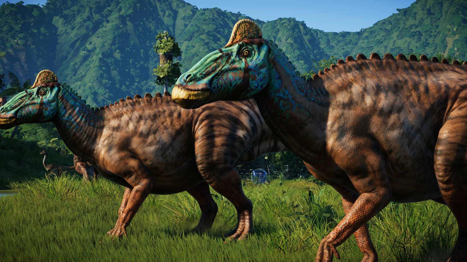 Jurassic World Evolution Deluxe Edition na PS4