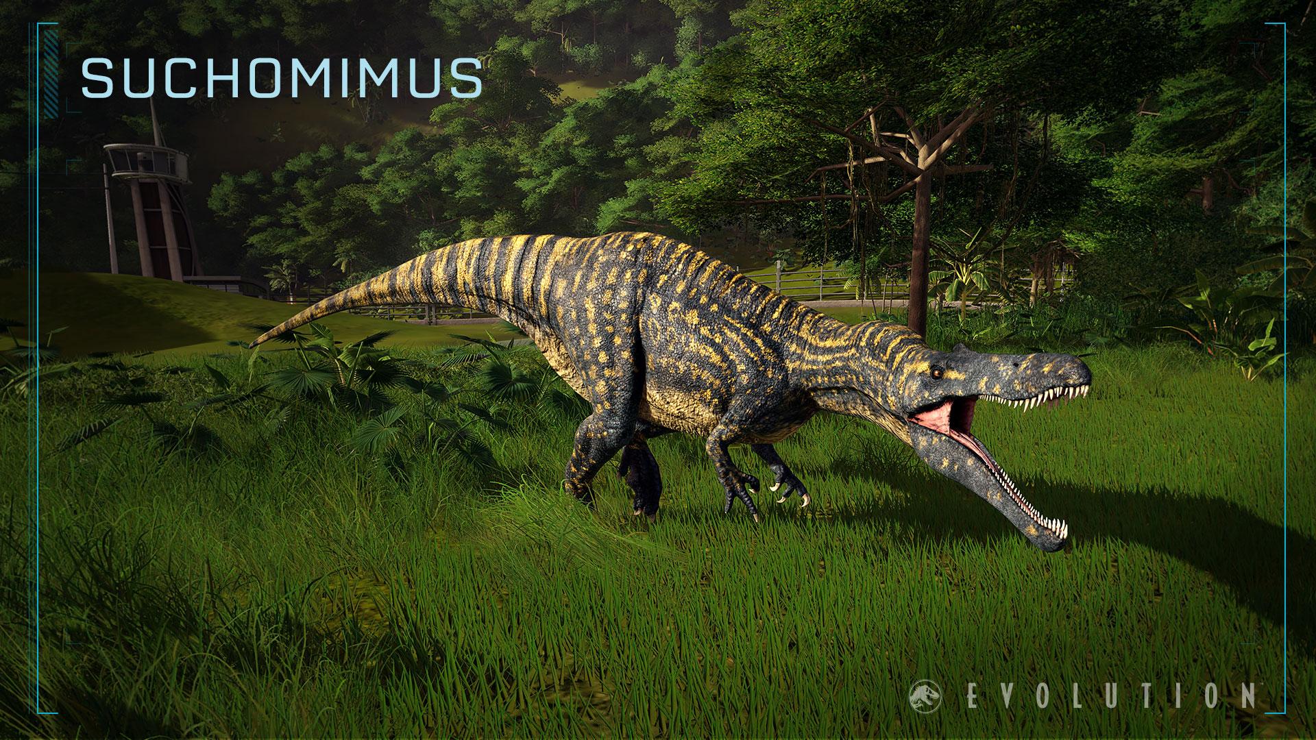 Jurassic World Evolution: Deluxe Dinosaur Pack sur PS4