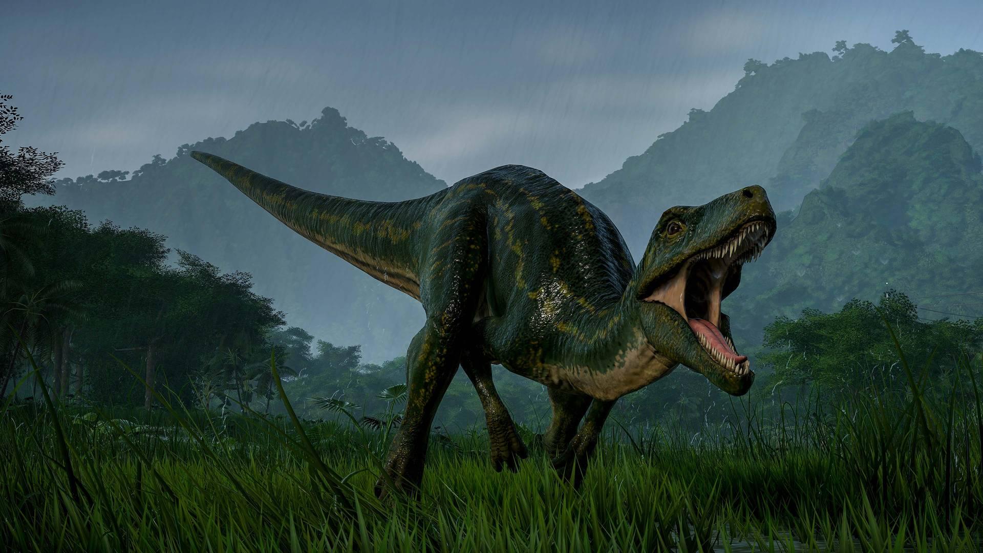 Jurassic World Evolution: Pakiet dinozaurów mięsożernych