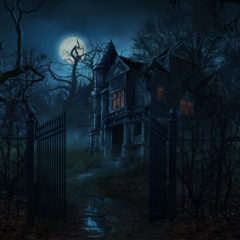 XPOSED - Creepy House Dynamic Theme