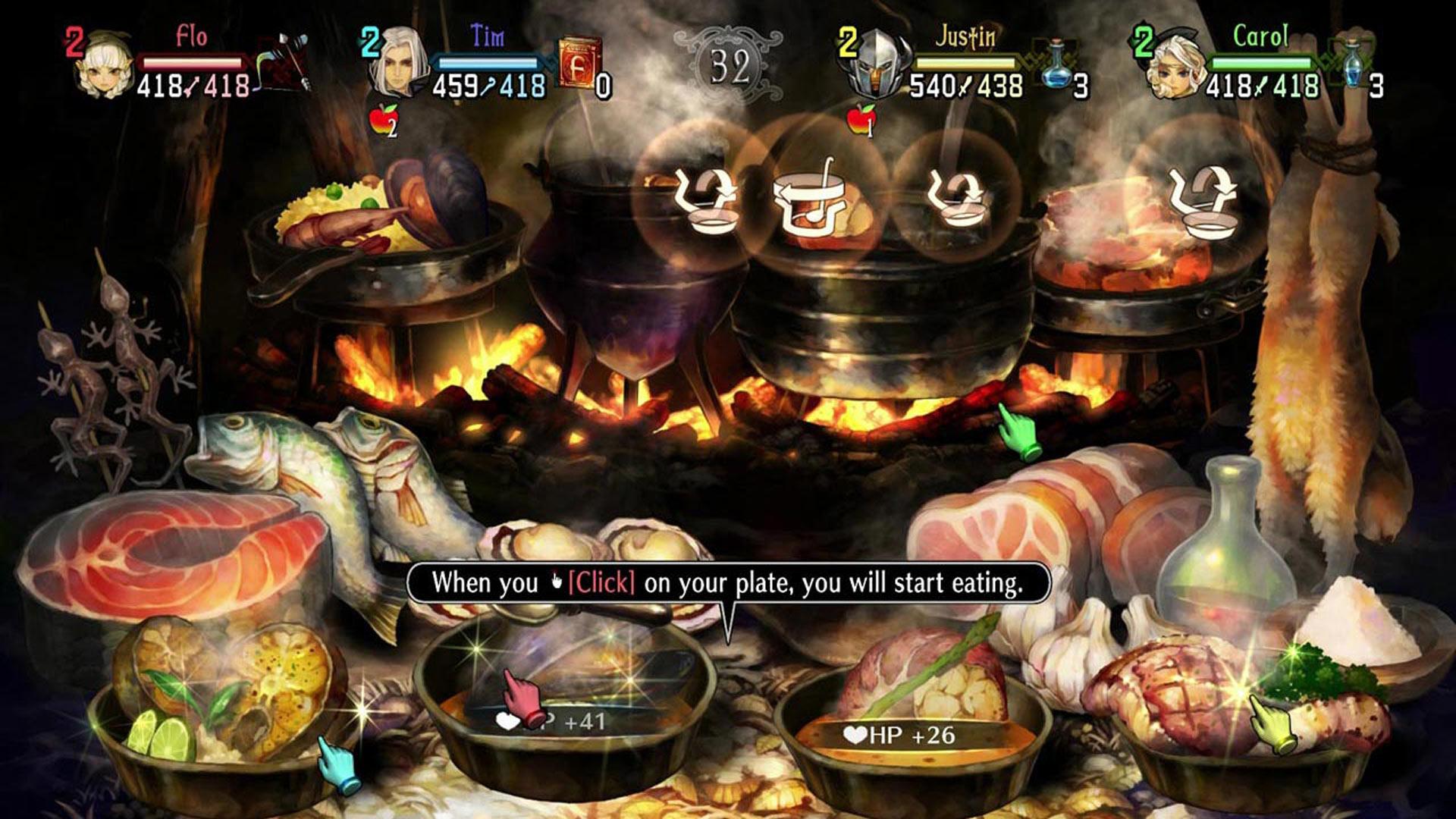 Dragon's Crown Pro скриншот 3