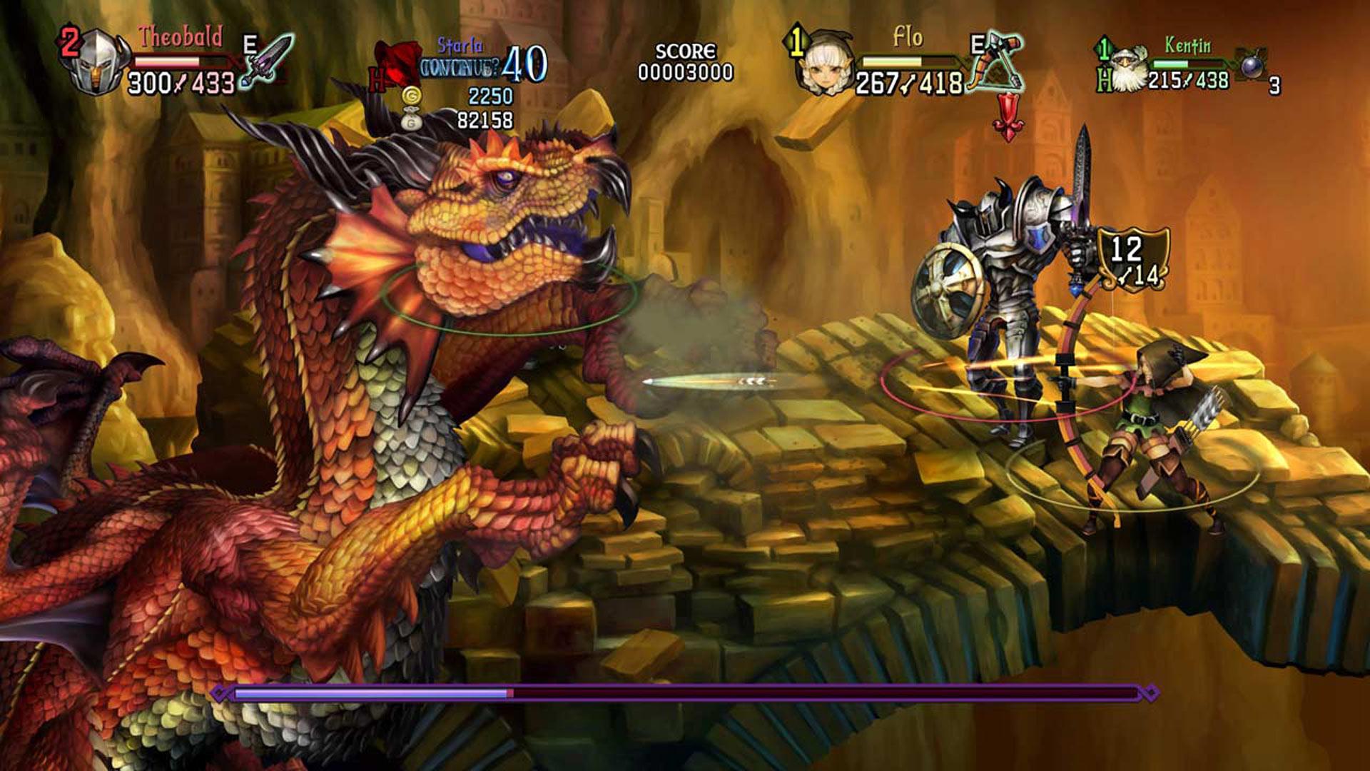 Dragon's Crown Pro скриншот 8
