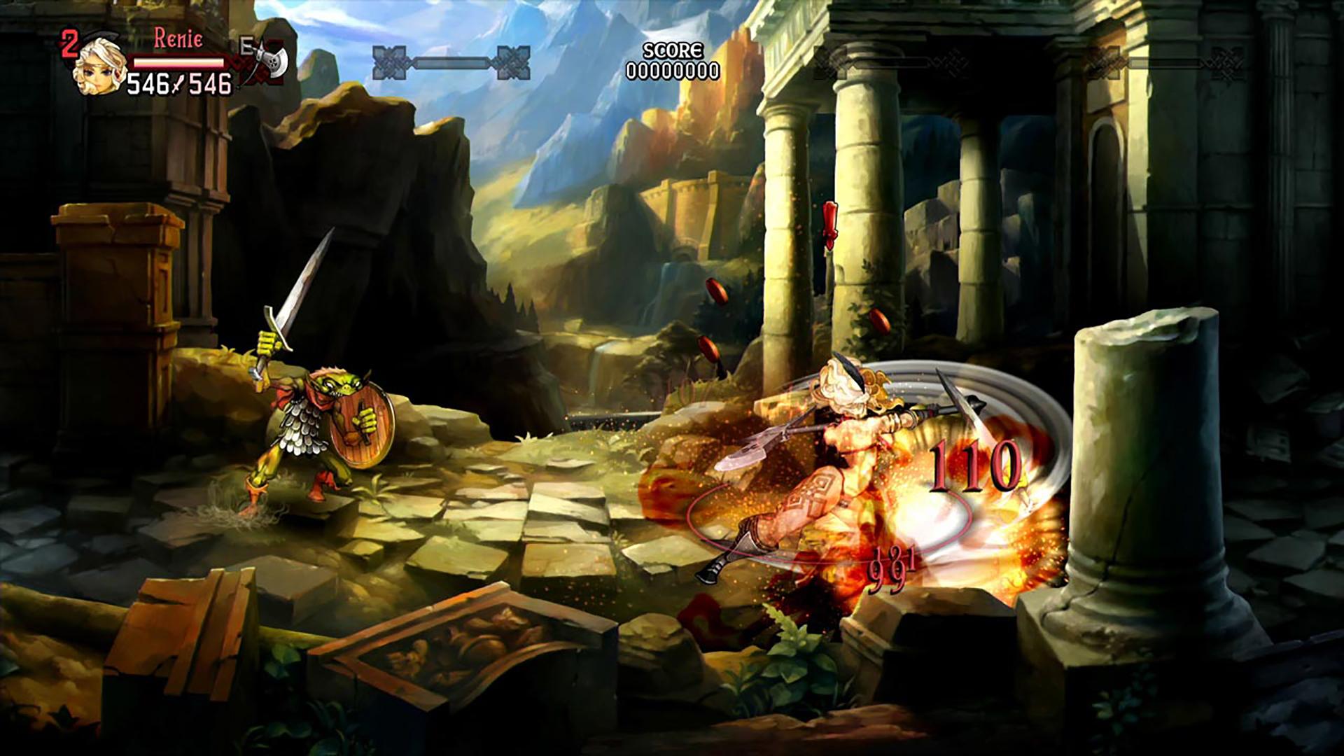 Dragon's Crown Pro скриншот 4