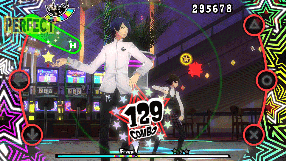 Persona 5: Dancing in Starlight скриншот 3