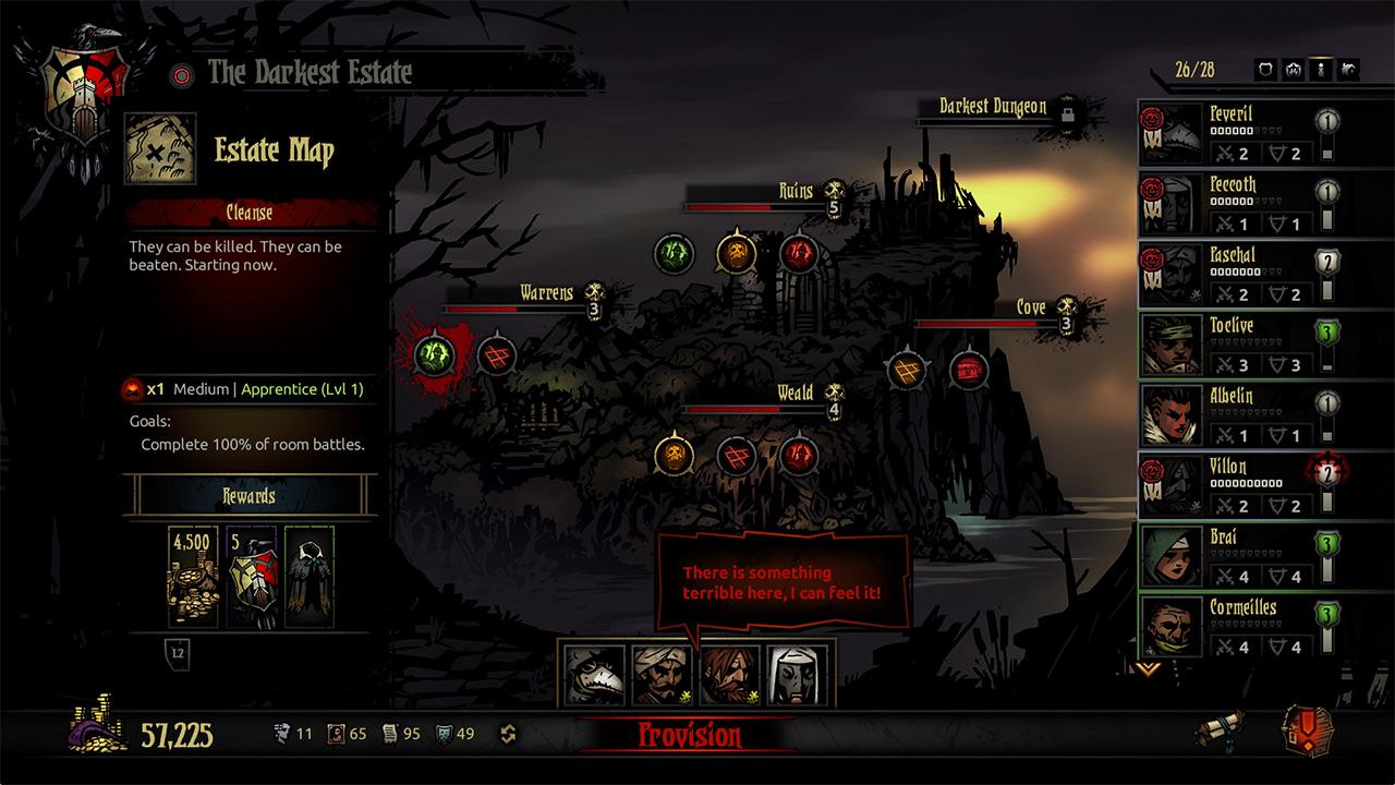 Darkest Dungeon: Ancestral Edition [PS4]