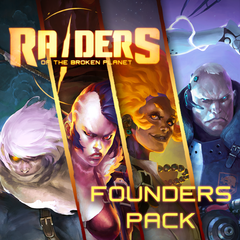 Raiders of the Broken Planet - Founders Pack Bundle