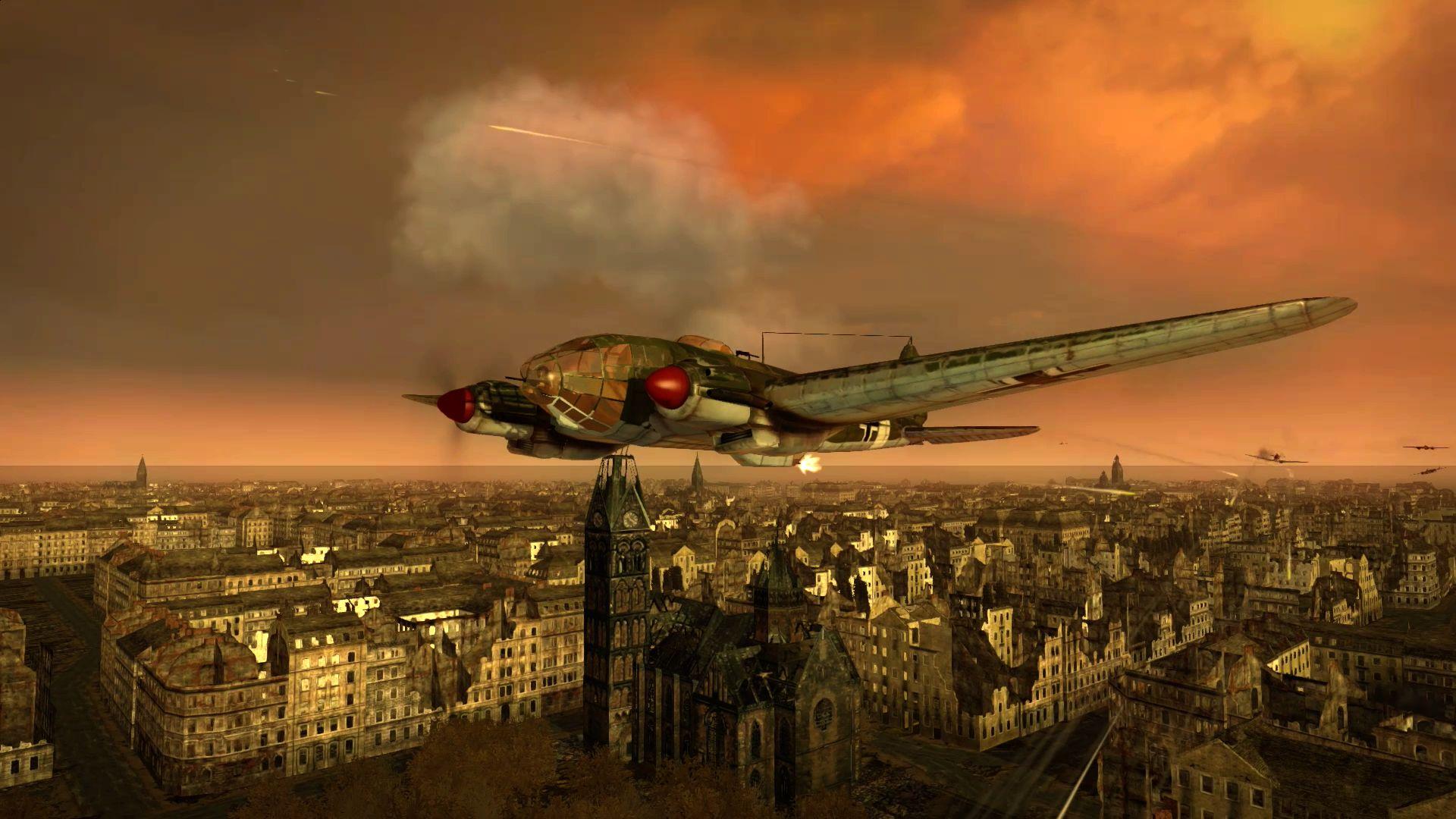 Air Conflict Secret Wars Screenshot