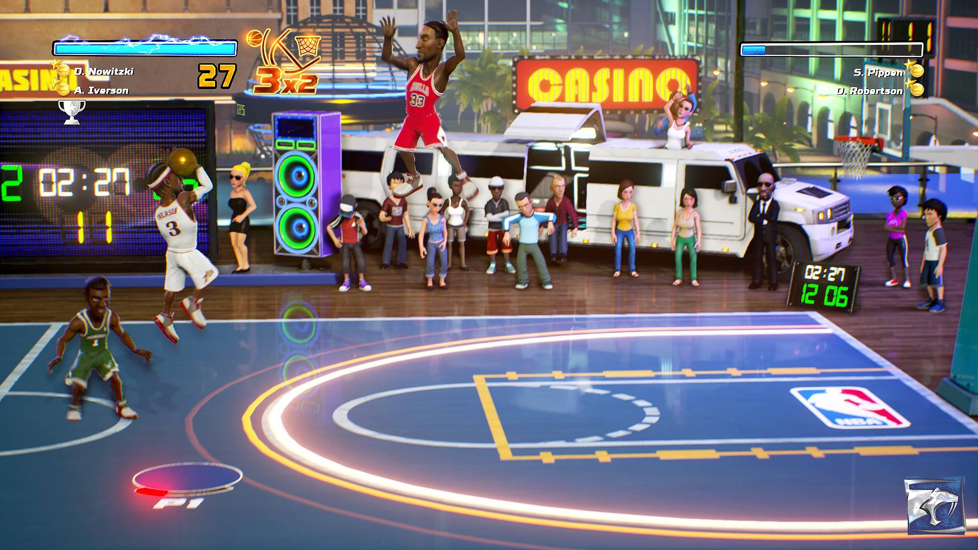 Resultado de imagen de nba playgrounds