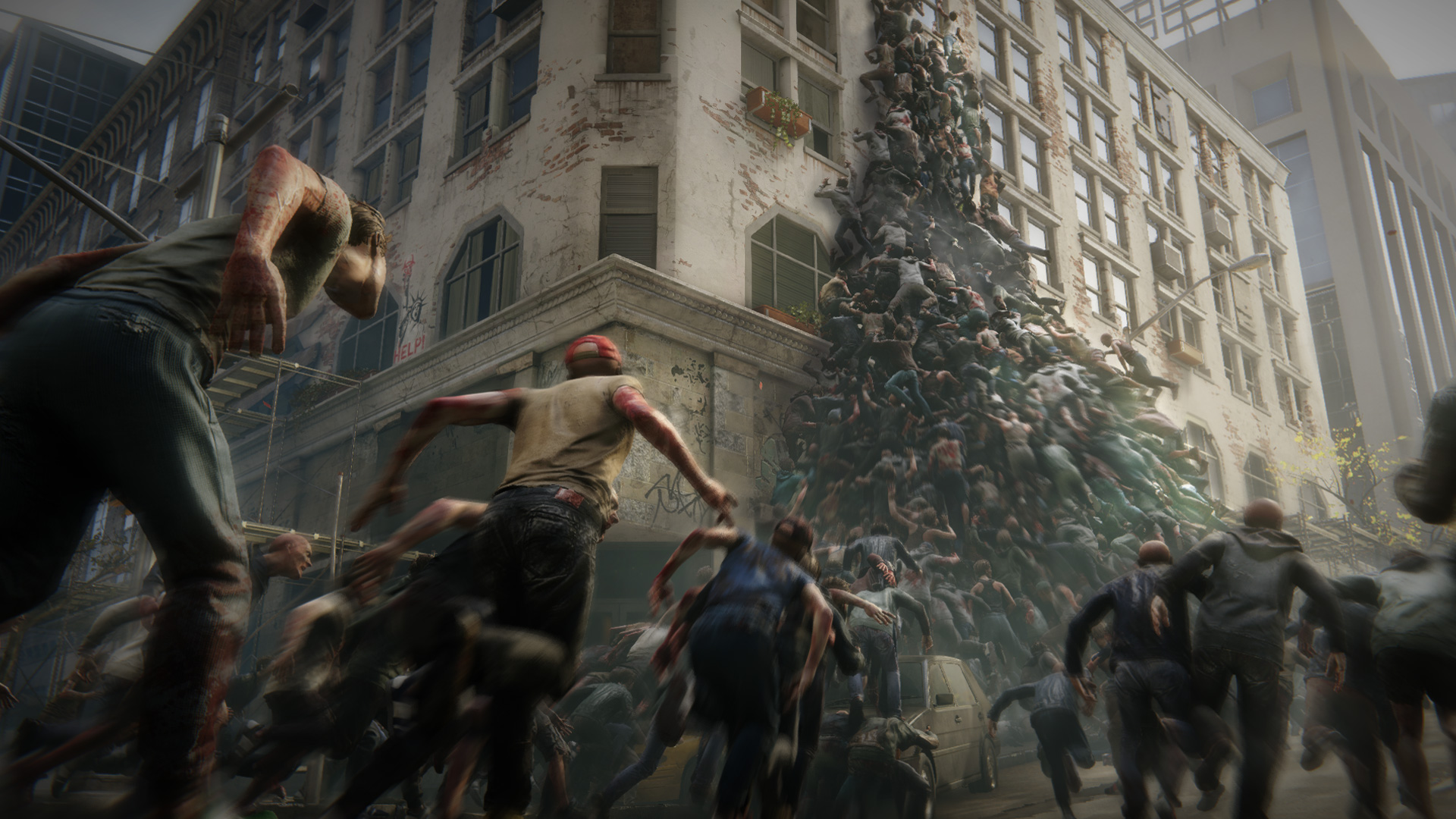 Скриншот №1 к World War Z
