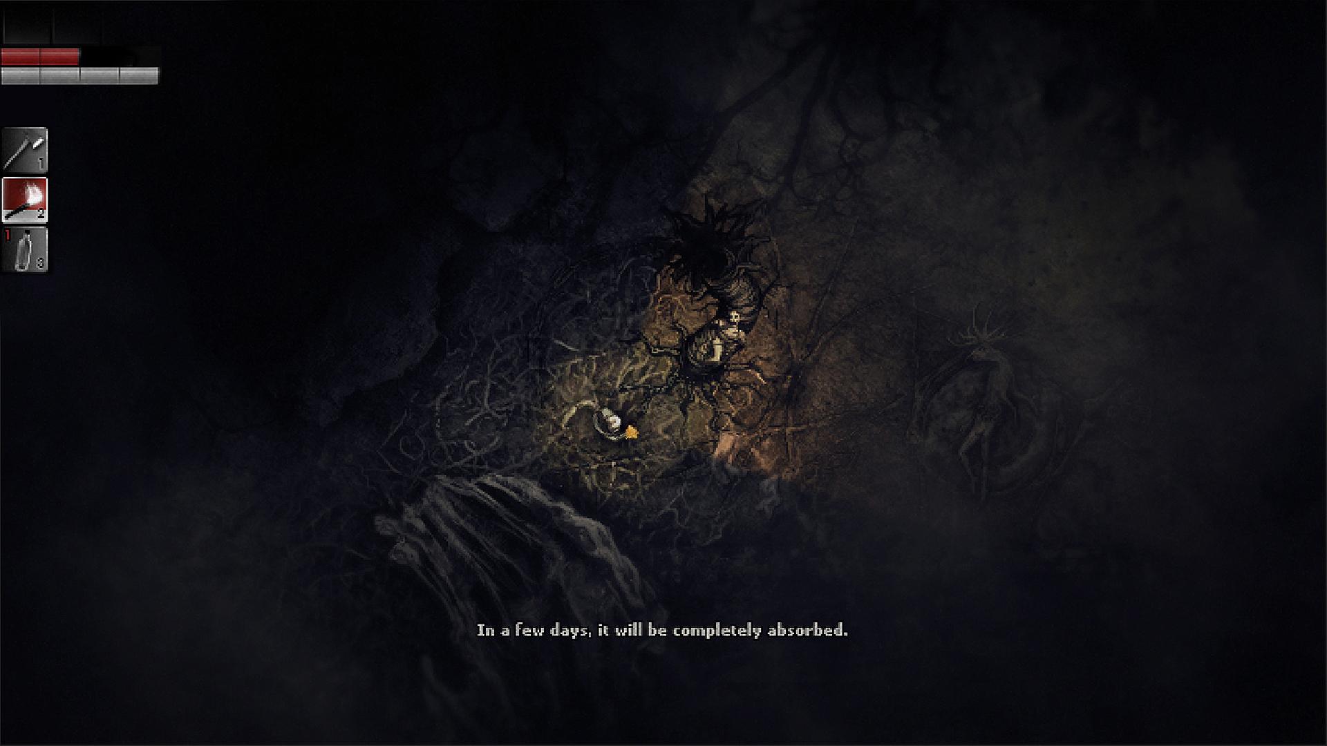 Скриншот №3 к Darkwood – комплект специального издания
