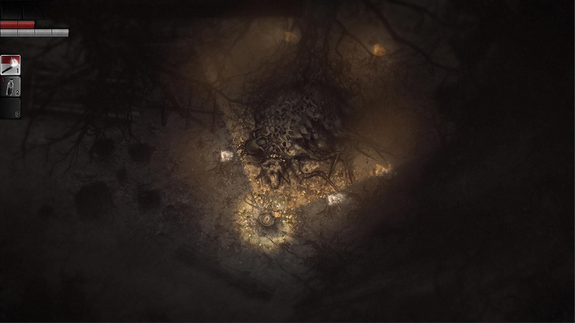 Скриншот №1 к Darkwood – комплект специального издания