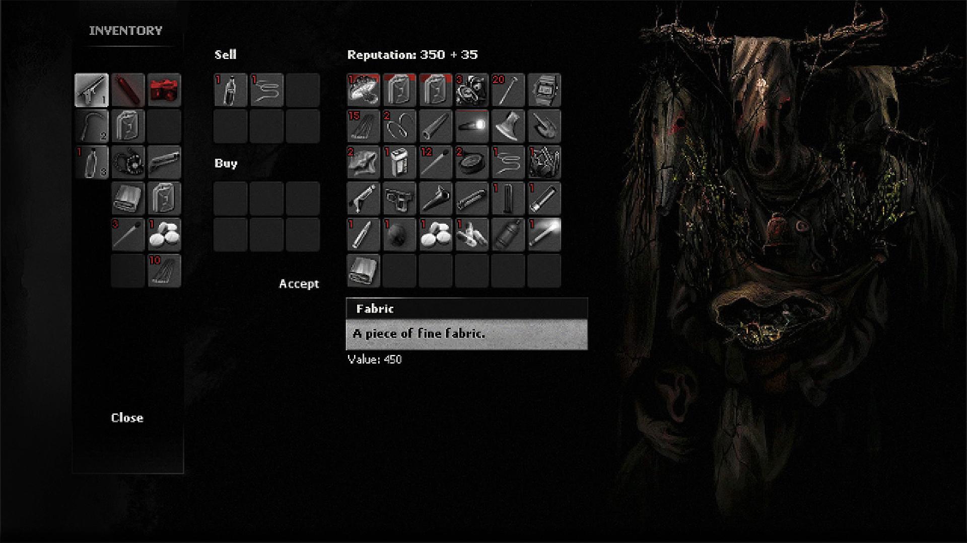 Скриншот №4 к Darkwood – комплект специального издания