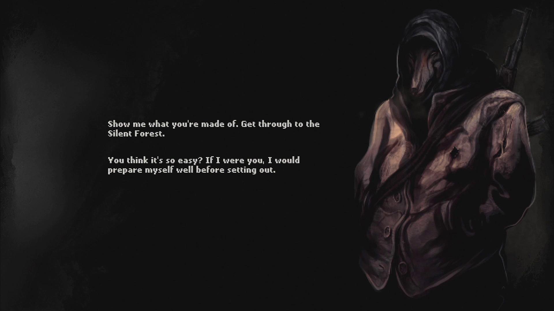 Скриншот №7 к Darkwood – комплект специального издания