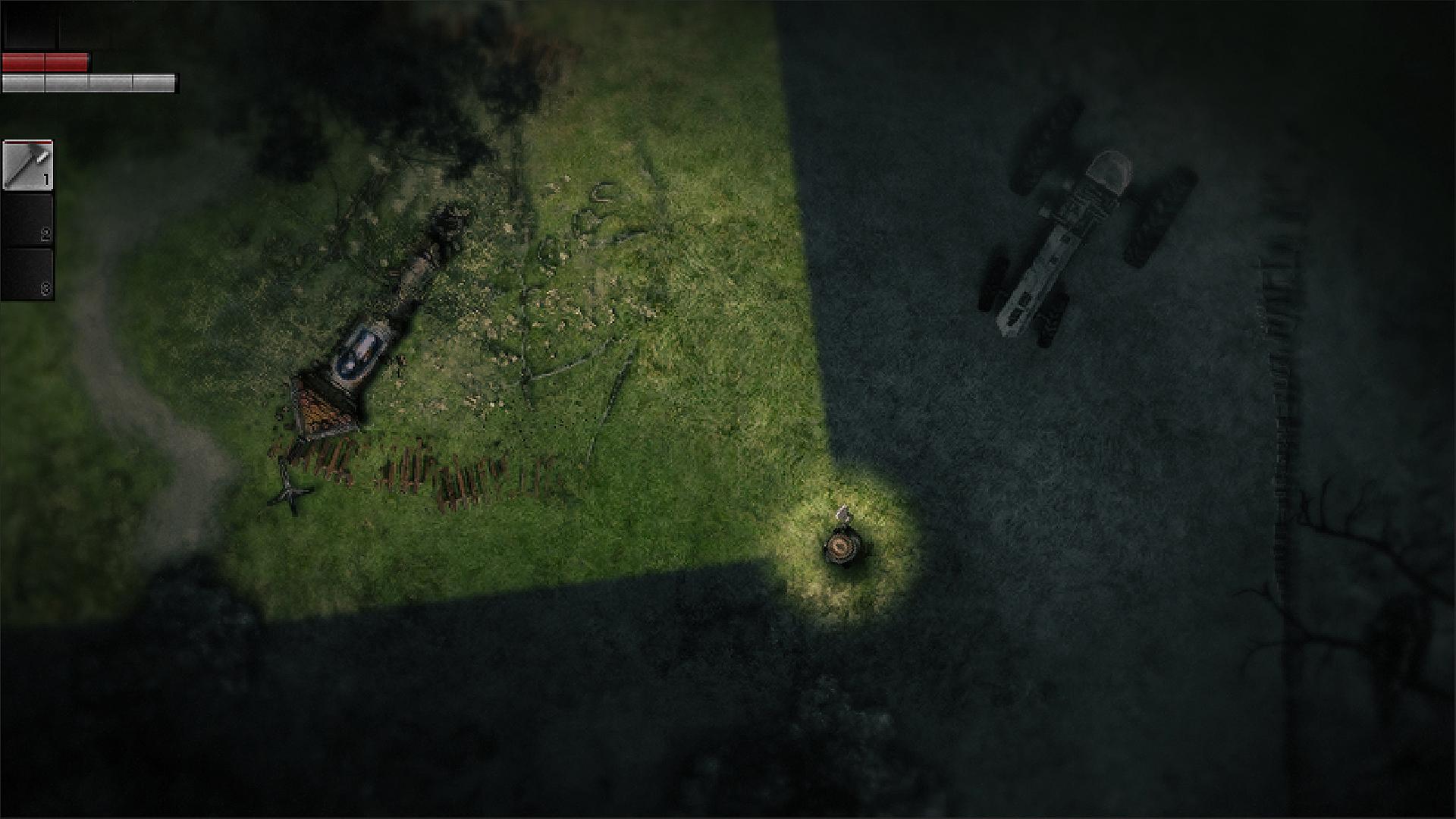 Скриншот №2 к Darkwood – комплект специального издания