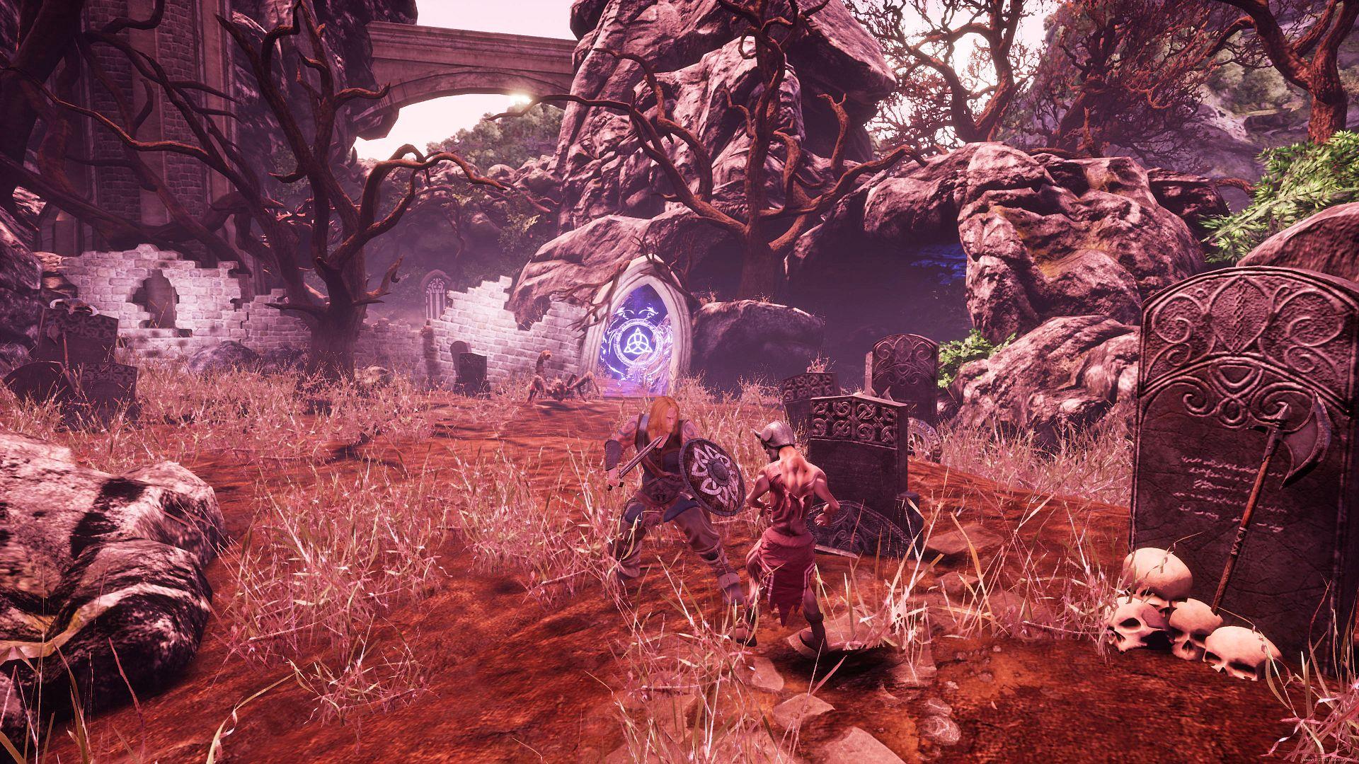 Eternity: The Last Unicorn скриншот 7