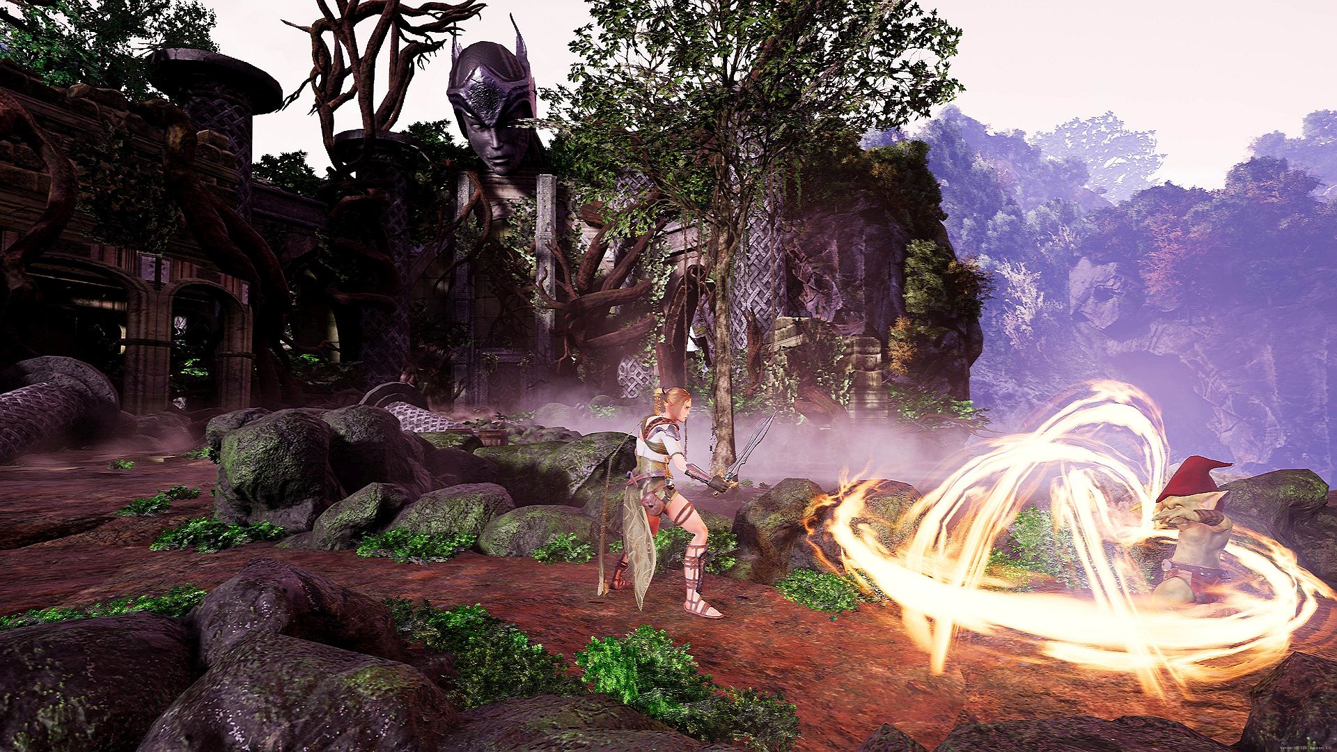 Eternity: The Last Unicorn скриншот 1