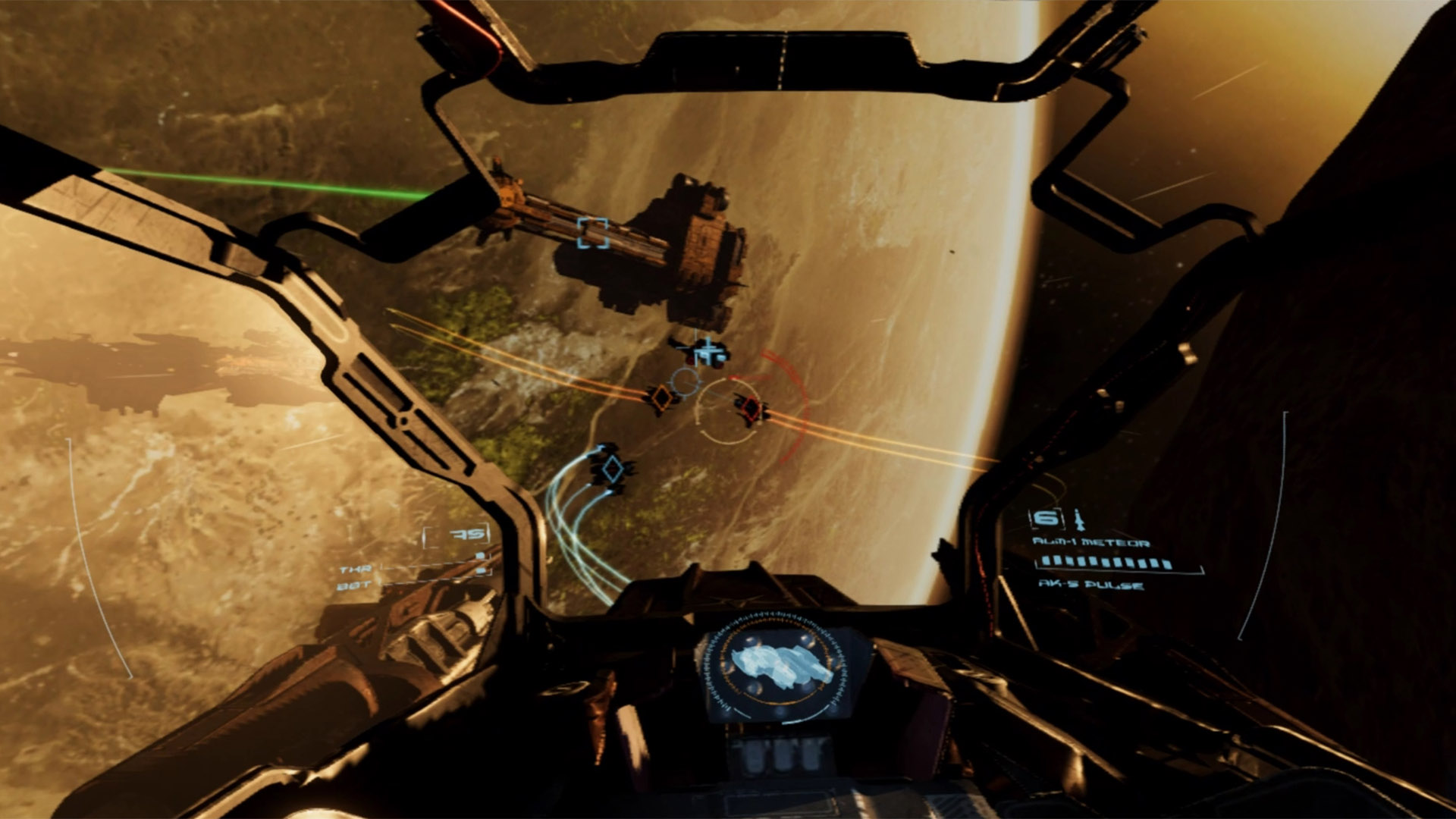 End Space скриншот 10