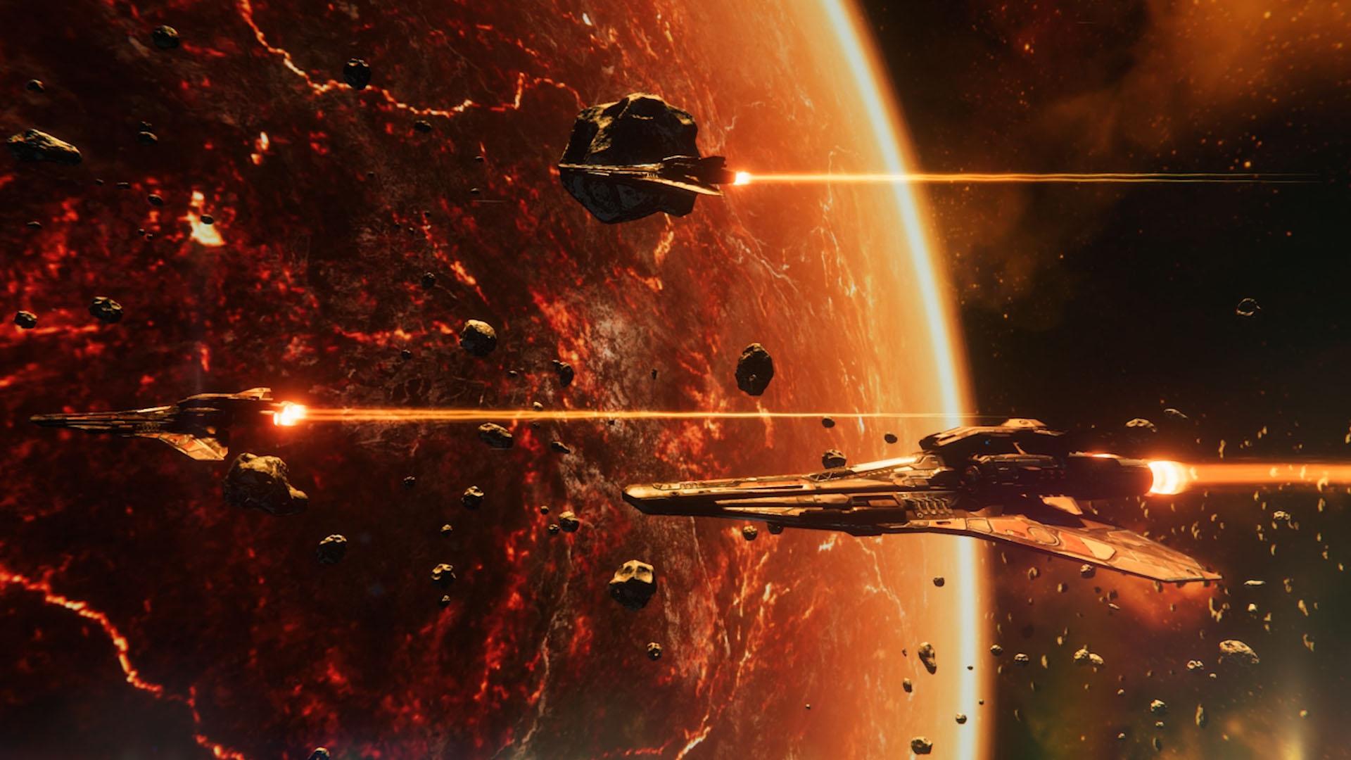 End Space скриншот 9
