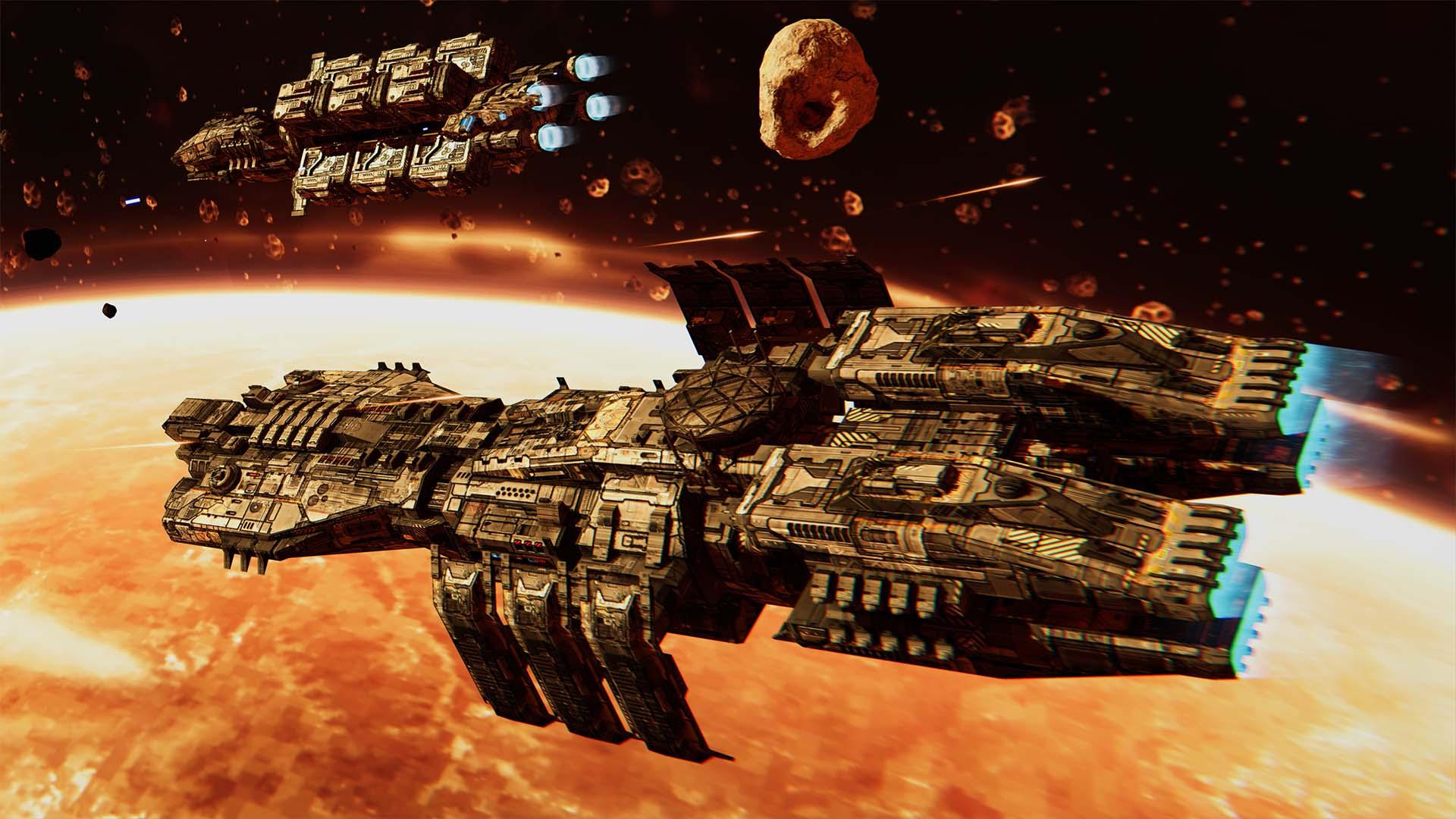 End Space скриншот 2