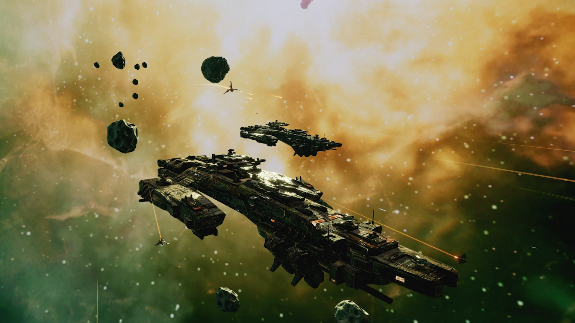End Space скриншот 6