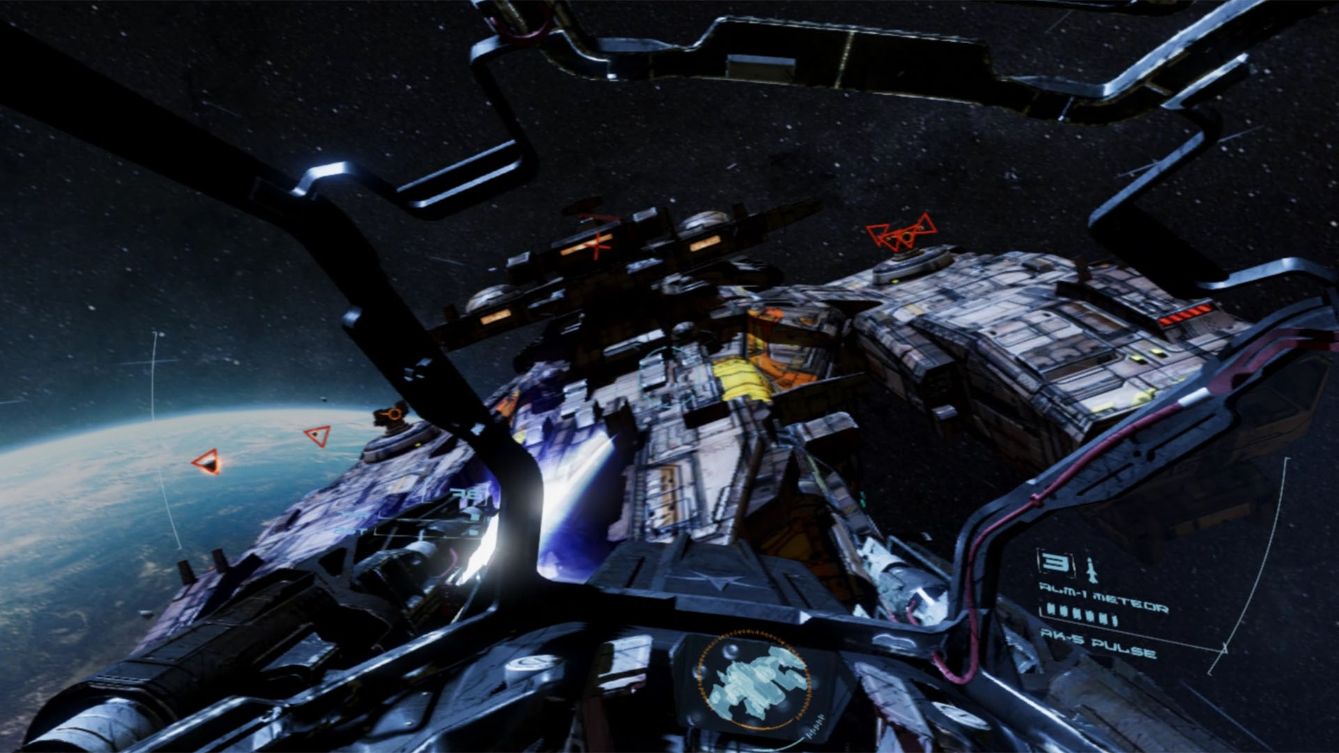 End Space скриншот 1