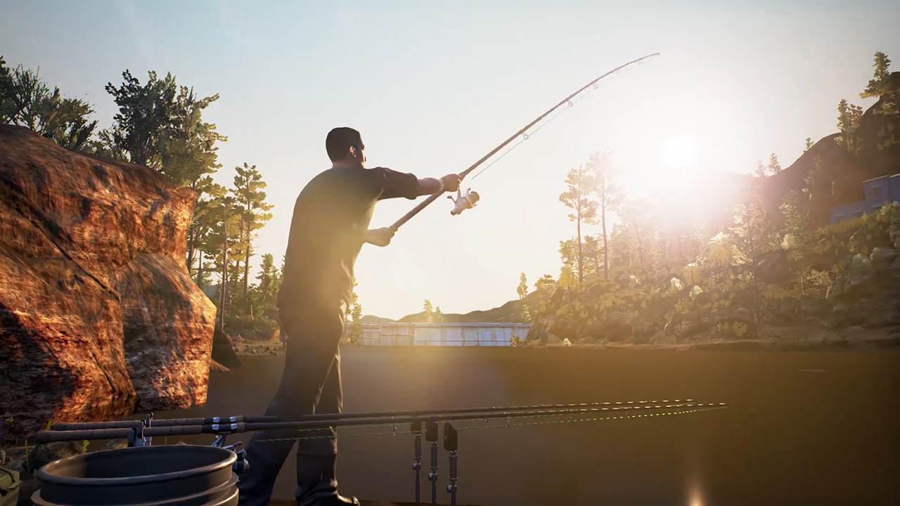 Euro fishing on ps4 official playstation store uk for Playstation 4 fishing games