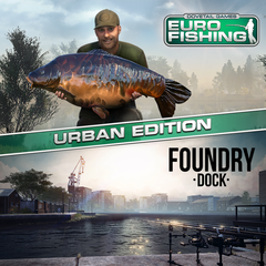 Euro Fishing : Urban Edition