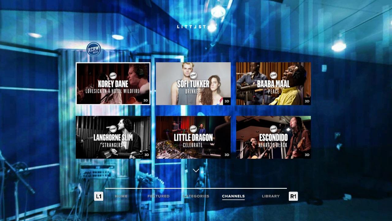 Littlstar VR Cinema on PS4 | Official PlayStation™Store