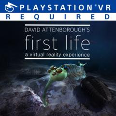 First Life en VR de David Attenborough