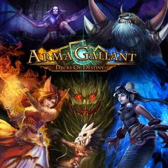 ArmaGallant : Decks of Destiny