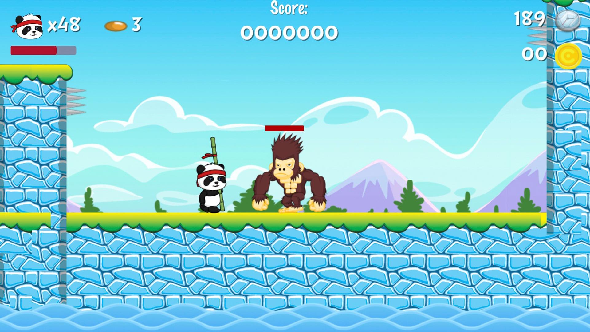 Panda Hero скриншот 2