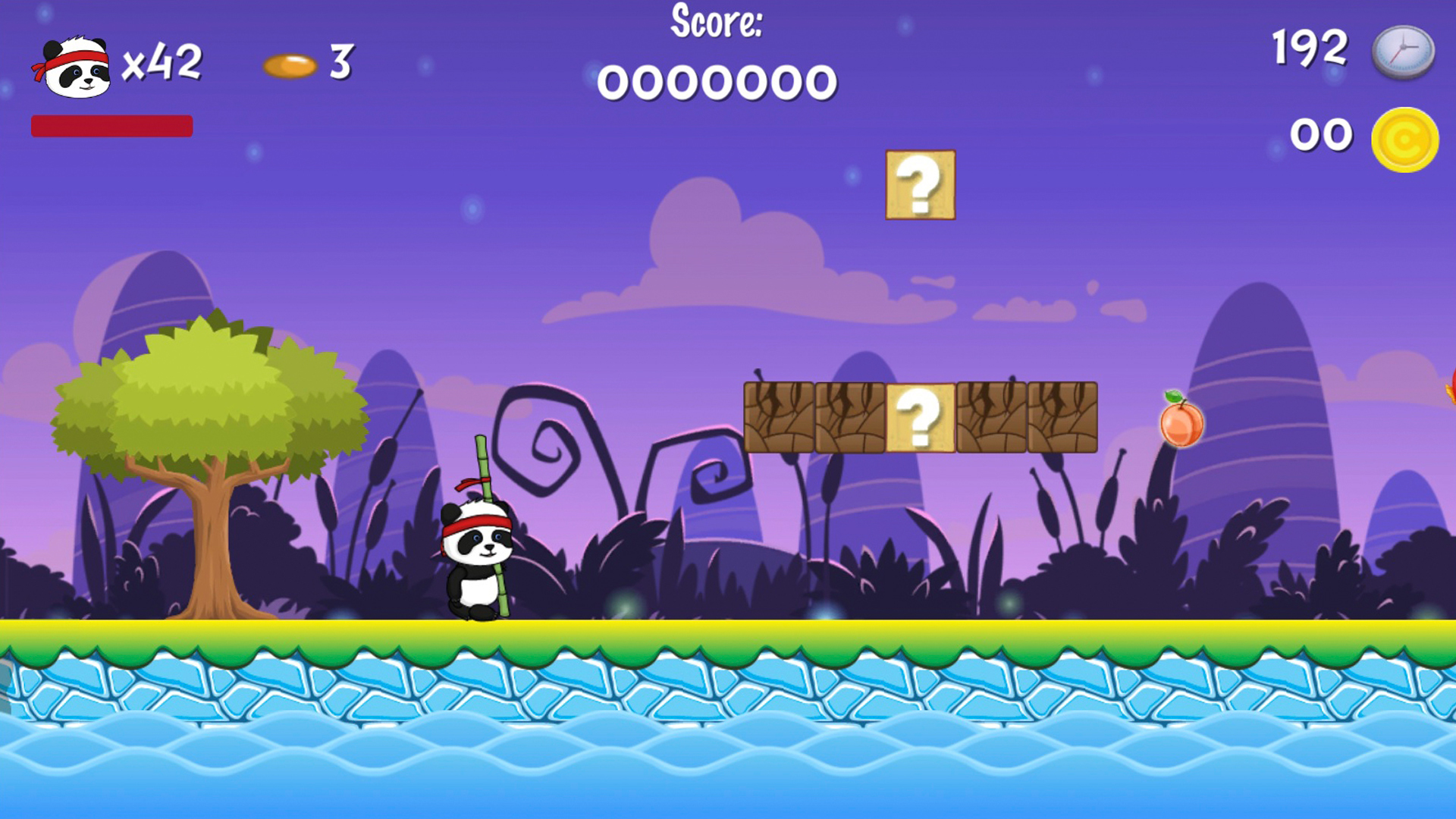 Panda Hero скриншот 4