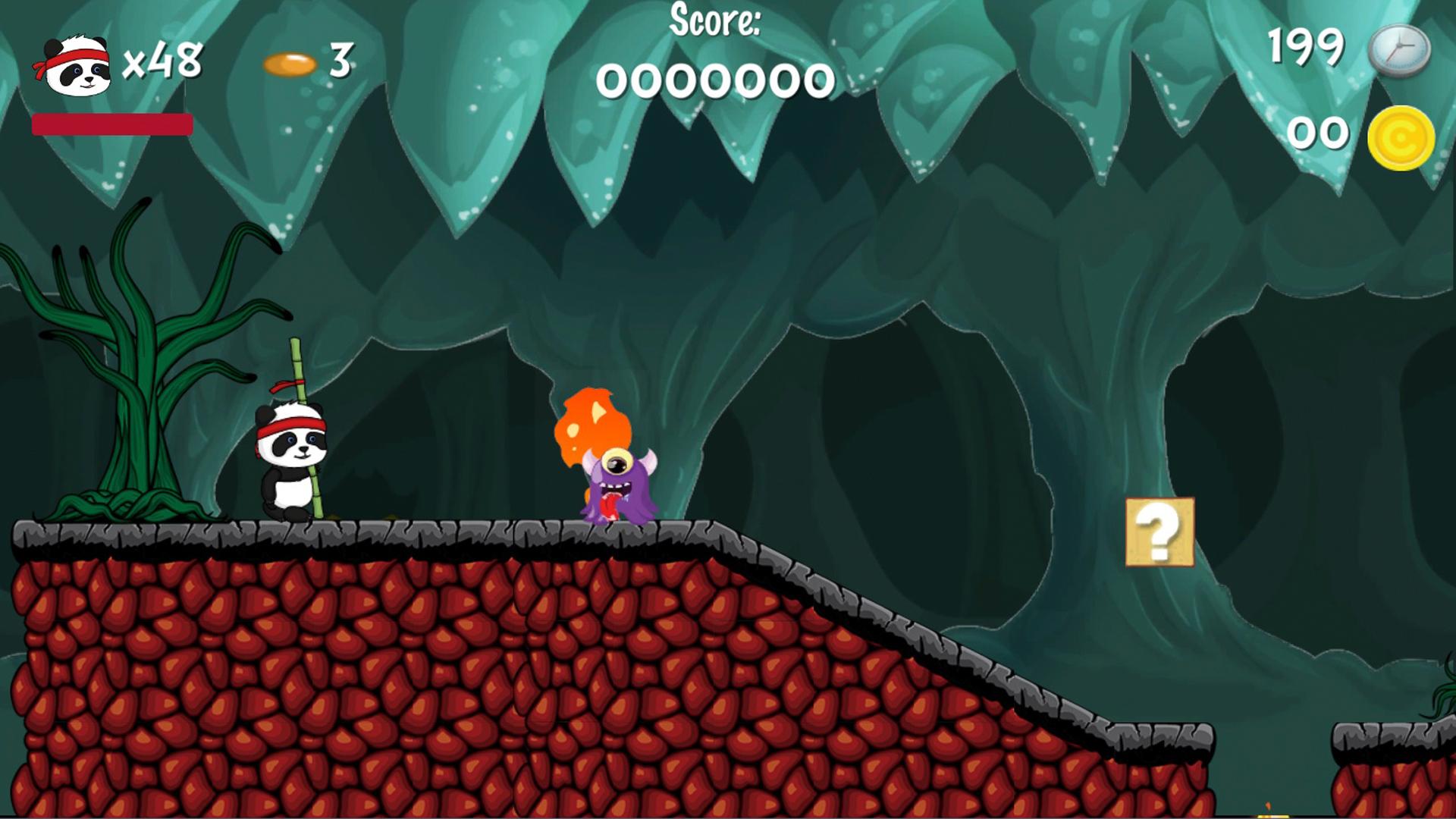 Panda Hero скриншот 3