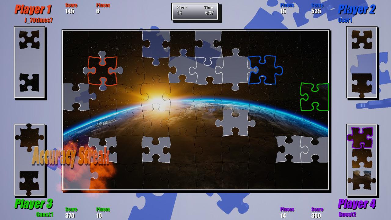 Скриншот №7 к Puzzle Showdown 4K