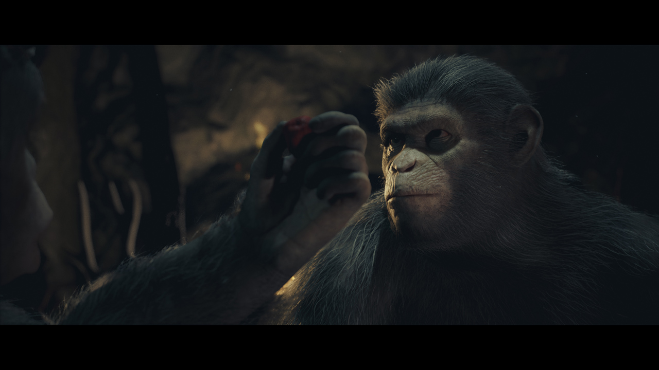 Planet of the Apes: Last Frontier скриншот 7