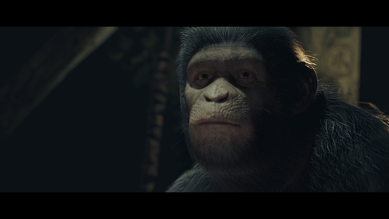 Planet of the Apes: Last Frontier скриншот 2