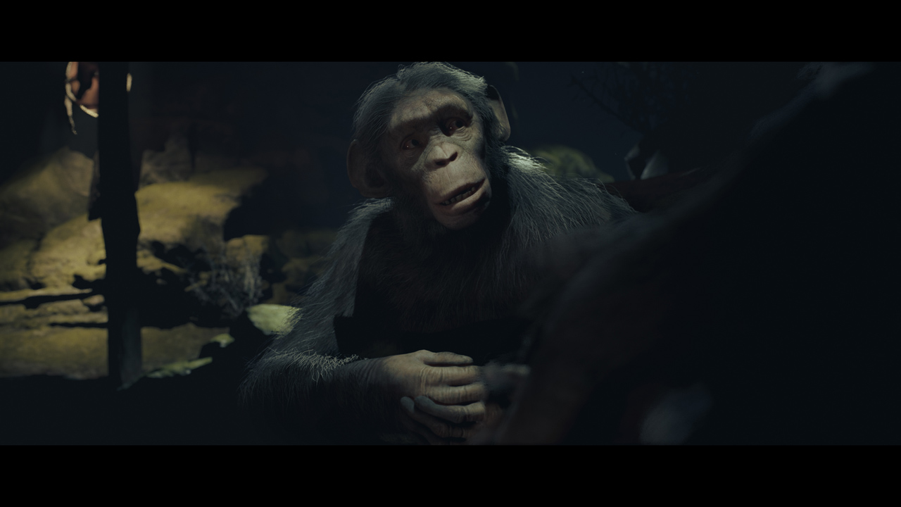 Planet of the Apes: Last Frontier скриншот 3