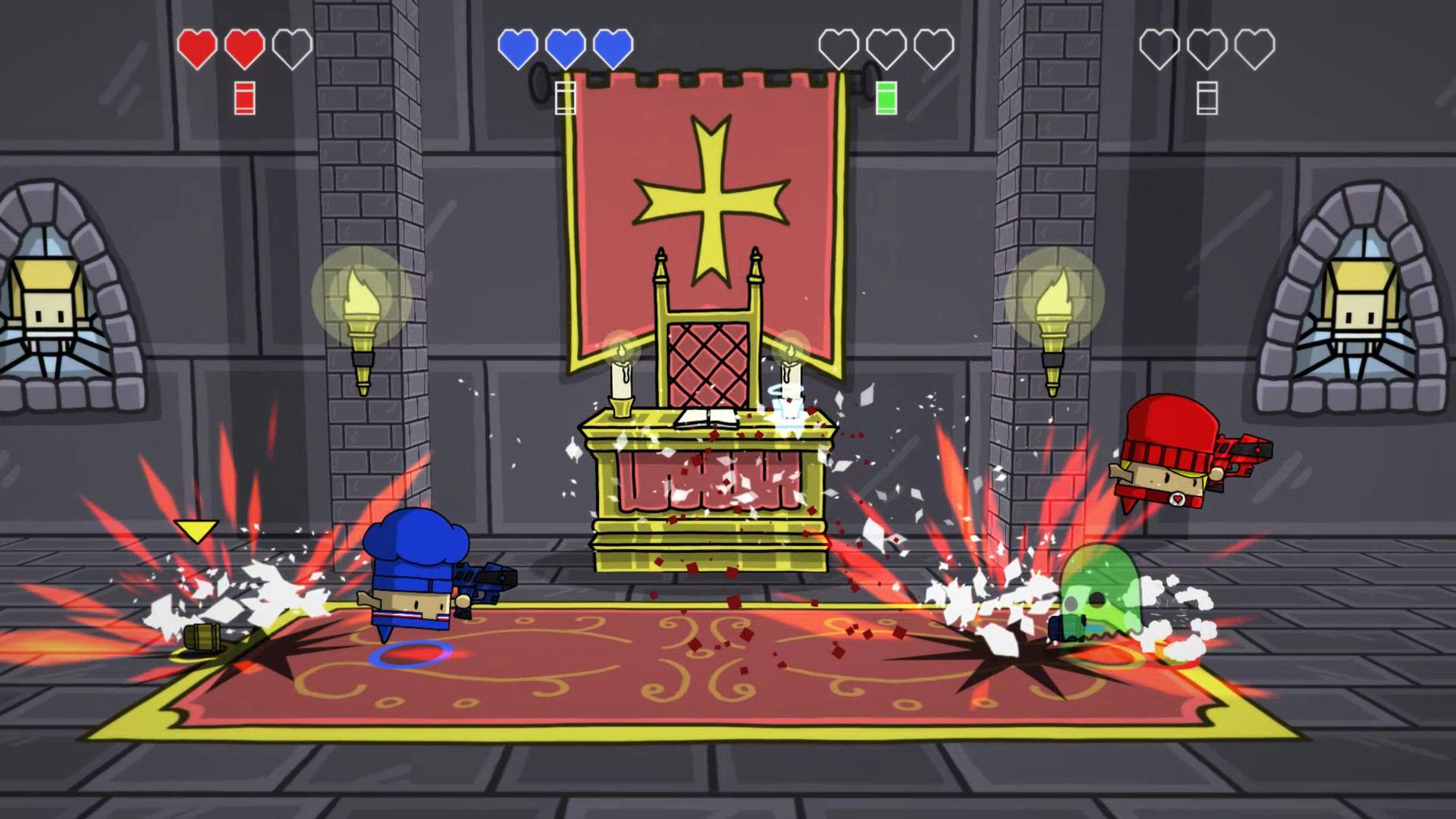 Guilt Battle Arena скриншот 2