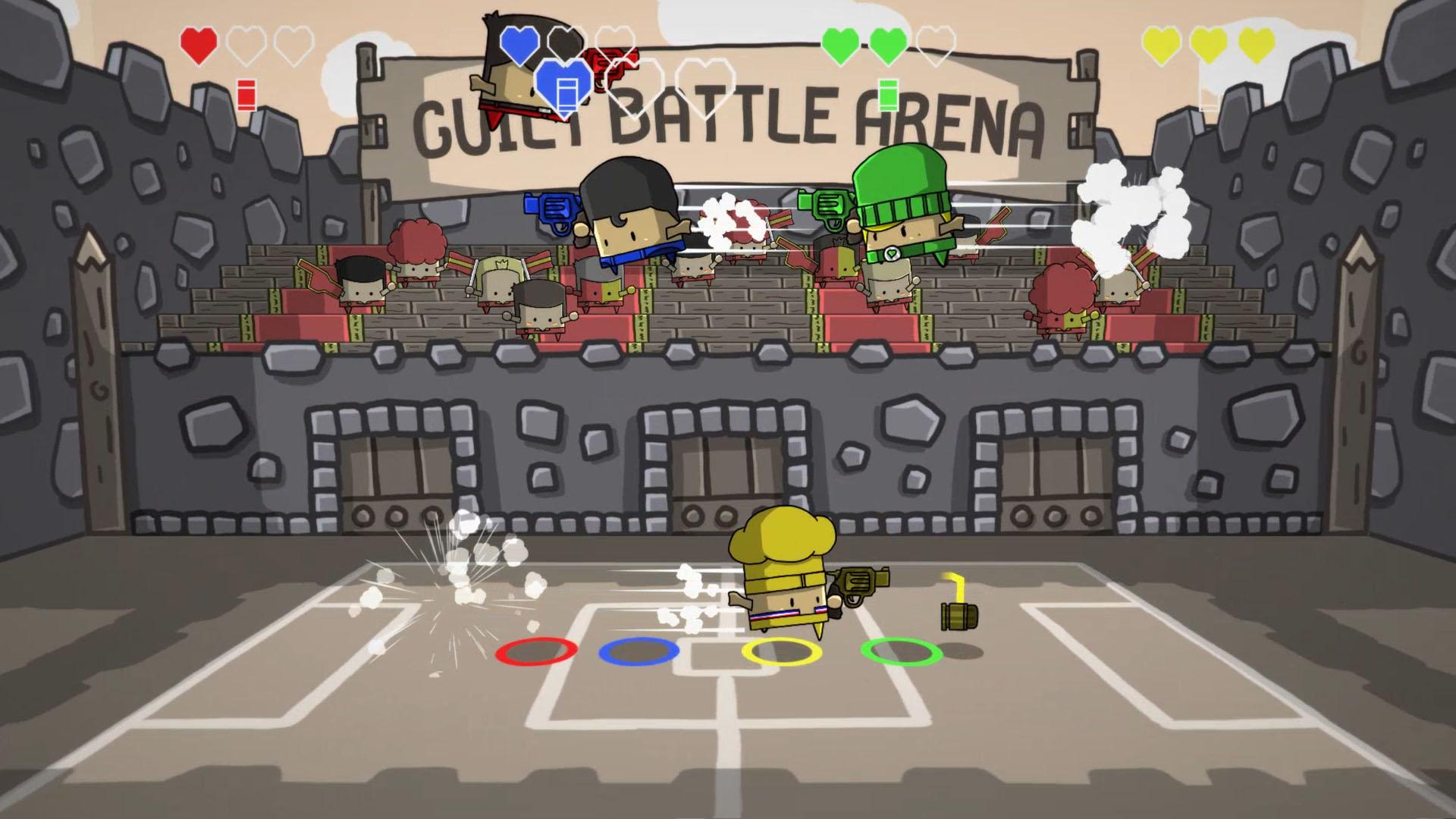 Guilt Battle Arena скриншот 4