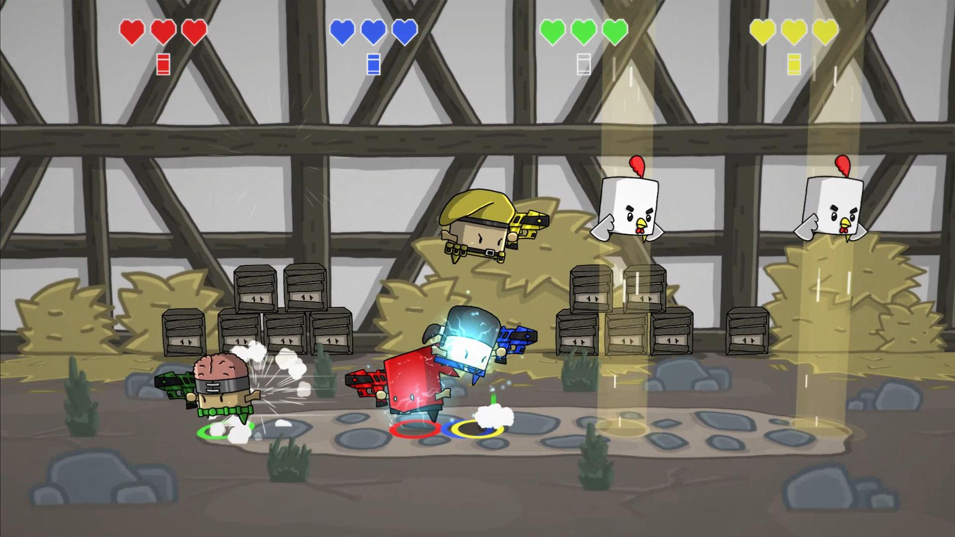 Guilt Battle Arena скриншот 3