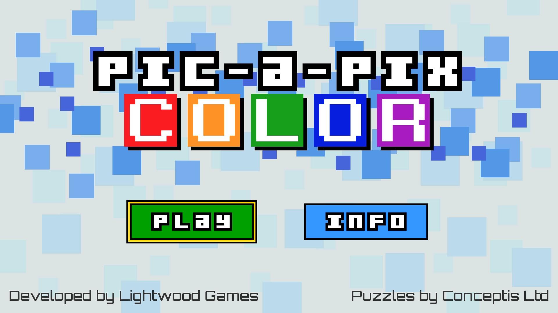 Pic-a-Pix Color скриншот 2